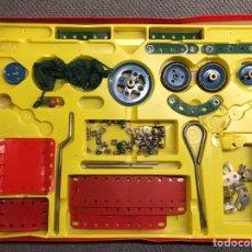 Juegos construcción - Meccano: ARQUITECTURA METÁLICA. NO.2 MADE IN ENGLAND BY MECCANO LIMITED (H.1960?). Lote 150578718