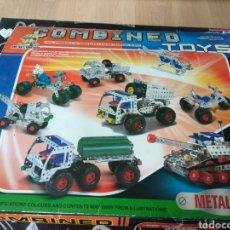 Juegos construcción - Meccano: POLYLONG JILIE. COMBINED TOYS. Lote 150657314