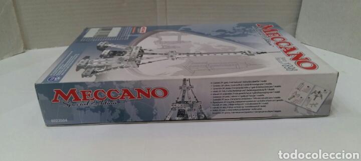Juegos construcción - Meccano: MECCANO SPECIAL EDITION. TORRE EIFFEL ? NUEVO EN CAJA. 241 PIEZAS.2014.REF 6023504.EDICIÓN ESPECIAL - Foto 4 - 153445181
