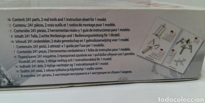 Juegos construcción - Meccano: MECCANO SPECIAL EDITION. TORRE EIFFEL ? NUEVO EN CAJA. 241 PIEZAS.2014.REF 6023504.EDICIÓN ESPECIAL - Foto 5 - 153445181