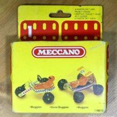 Juegos construcción - Meccano: MECCANO BUGGIES REF: 086012. Lote 156692374