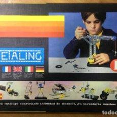 Juegos construcción - Meccano: METALING 1 DE POCH. Lote 158338322