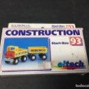 Juegos construcción - Meccano: EITECH METAL CONSTRUCTION 93 HECHO EN ALEMANIA. Lote 160878030
