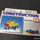 Juegos construcción - Meccano: EITECH METAL CONSTRUCTION 94 HECHO EN ALEMANIA. Lote 160878090