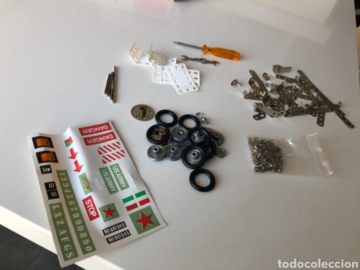 Juegos construcción - Meccano: Il costruttore meccanico helpkitcar Bral carro attrezzi grúa meccano - Foto 2 - 162992368