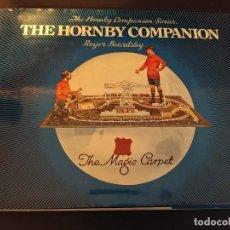 Juegos construcción - Meccano: MECCANO HORNBY LIBRO THE MAGIC CARPET. BUEN ESTADO COMO NUEVO, CON CUBIERTA.. Lote 163419554