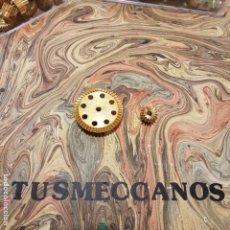 Juegos construcción - Meccano: 2 PIEZAS MECCANO JAMAS USADAS PARTS NUM 30A Y 30C 1970S NEW OLD STOCK . Lote 165520570