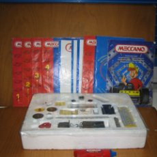 Juegos construcción - Meccano: JUEGO MECCANO. Lote 176628193