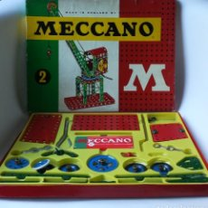 Juegos construcción - Meccano: MECCANO 2 ORIGINAL.. Lote 166701370