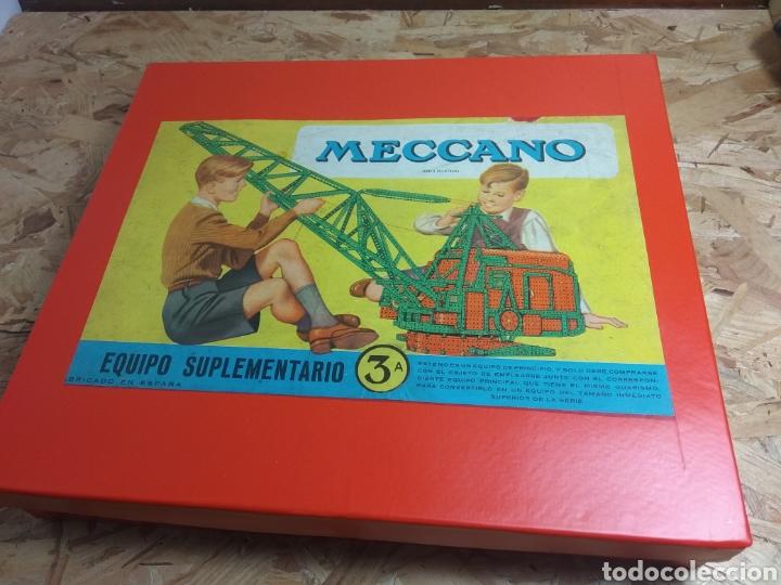 MECCANO 3A AÑOS 30 (Juguetes - Construcción - Meccano)