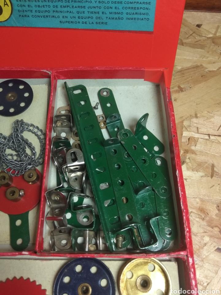 Juegos construcción - Meccano: Meccano 3a años 30 - Foto 7 - 167041002