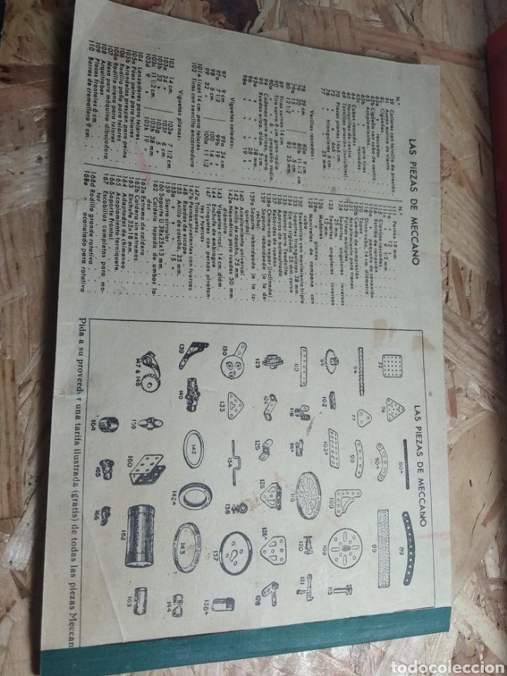 Juegos construcción - Meccano: Meccano 3a años 30 - Foto 12 - 167041002