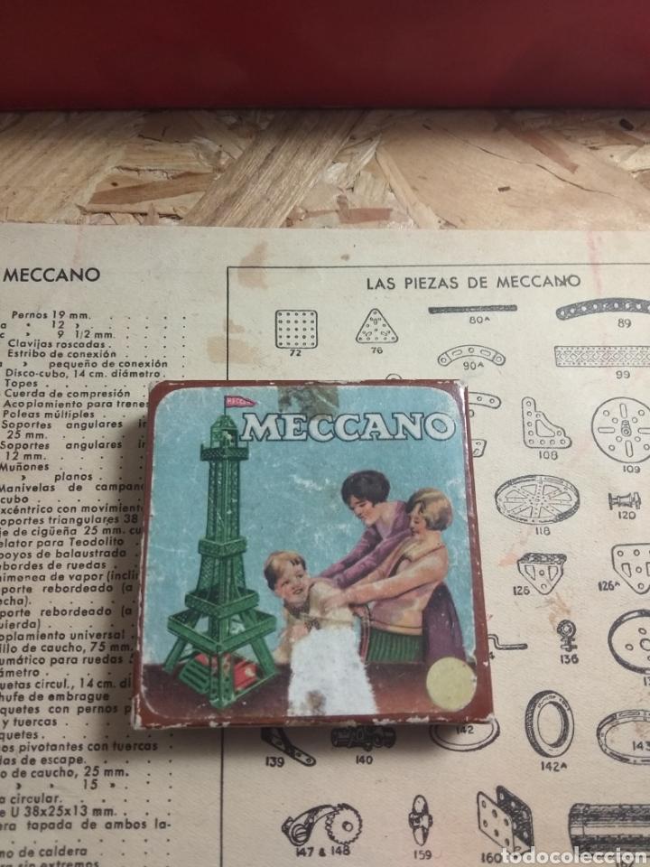 Juegos construcción - Meccano: Meccano 3a años 30 - Foto 13 - 167041002