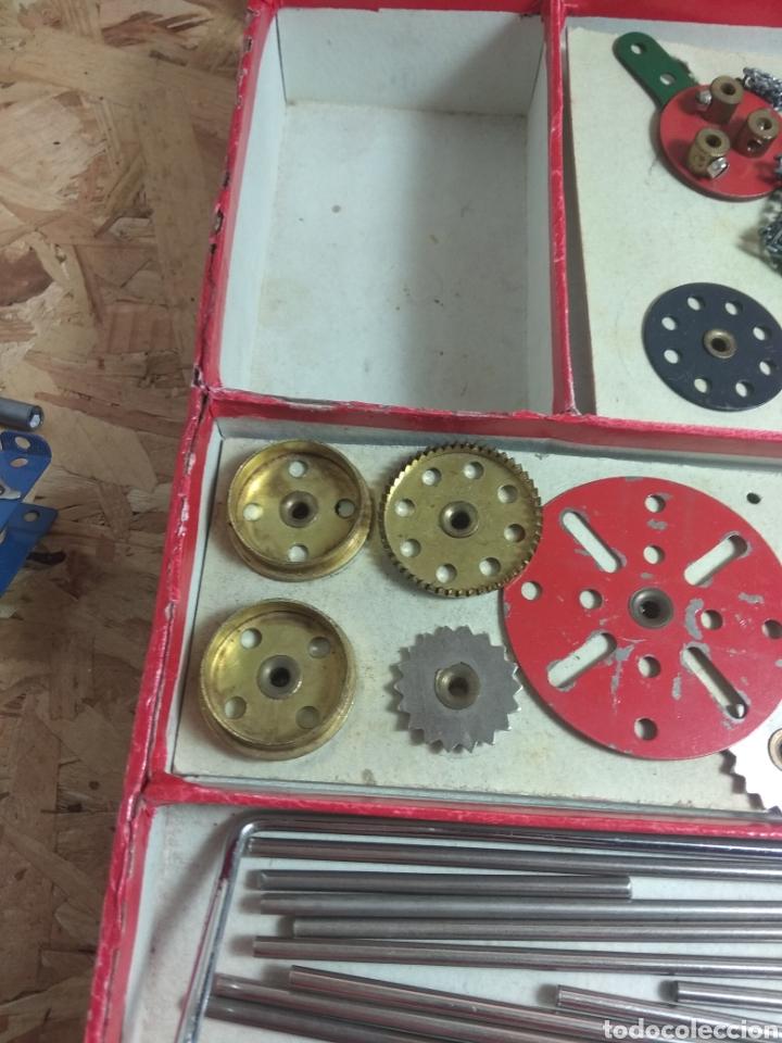 Juegos construcción - Meccano: Meccano 3a años 30 - Foto 14 - 167041002