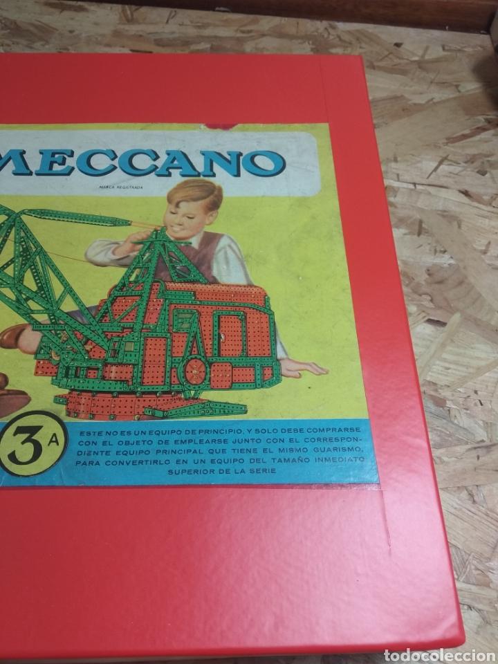 Juegos construcción - Meccano: Meccano 3a años 30 - Foto 15 - 167041002