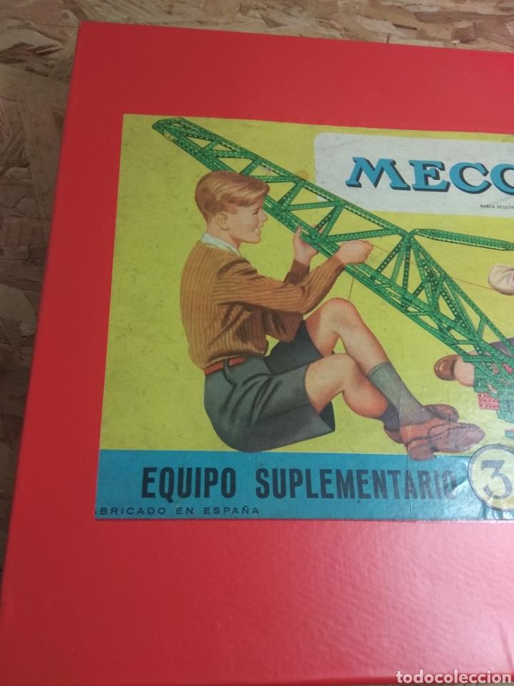 Juegos construcción - Meccano: Meccano 3a años 30 - Foto 16 - 167041002