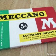 Juegos construcción - Meccano: ACCESORIOS MECCANO 5A. Lote 167156844