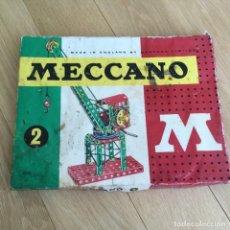 Juegos construcción - Meccano: CAJA MECCANO 2 -M. Lote 167534932