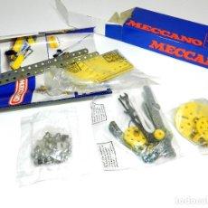 Juegos construcción - Meccano: CAJA ANPLIACIÓN MECCANO 3X. NUEVO.. Lote 173191297