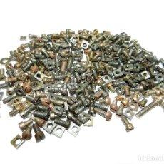 Juegos construcción - Meccano: LOTE 200 TORNILLOS + 200 TUERCAS MECCANO INGLES.. Lote 173191608