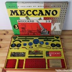 Juegos construcción - Meccano: MECCANO ANTIGUO. Lote 173873258