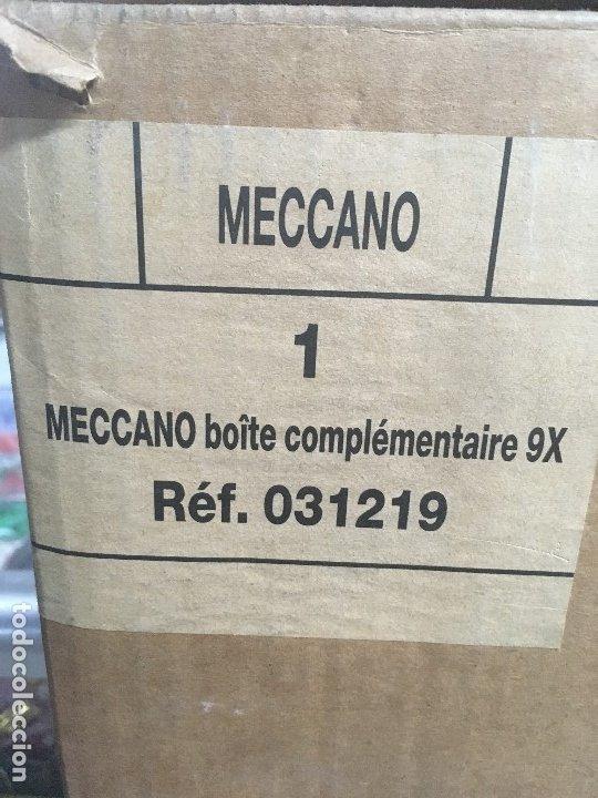 MECCANO CLÁSICO SET/OUTFIT 9 (NUEVO A ESTRENAR ) (Juguetes - Construcción - Meccano)