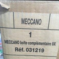 Juegos construcción - Meccano: MECCANO CLÁSICO SET/OUTFIT 9 (NUEVO A ESTRENAR ). Lote 174260400