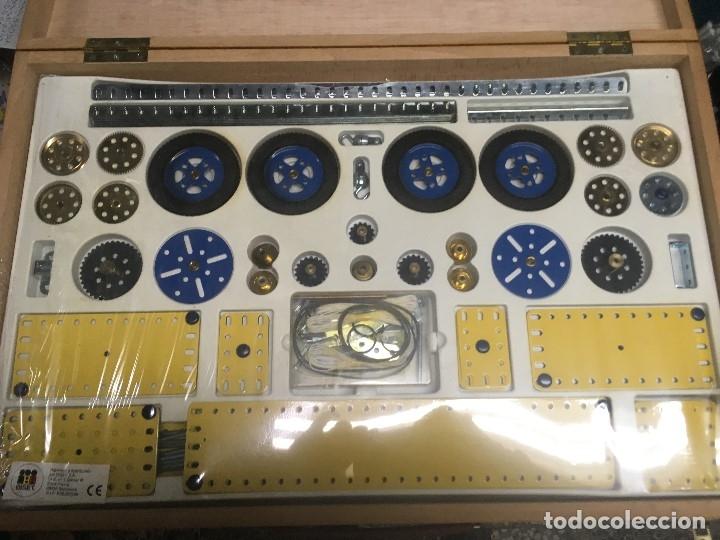 Juegos construcción - Meccano: Meccano clásico SET/OUTFIT 9x (nuevo a estrenar ) - Foto 2 - 174260822