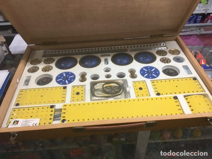Juegos construcción - Meccano: Meccano clásico SET/OUTFIT 9x (nuevo a estrenar ) - Foto 3 - 174260822