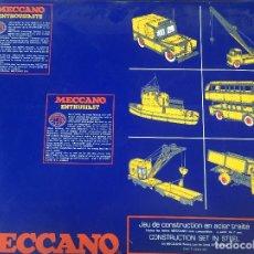 Juegos construcción - Meccano: MECCANO CLÁSICO 8 (NUEVO A ESTRENAR ). Lote 174263317