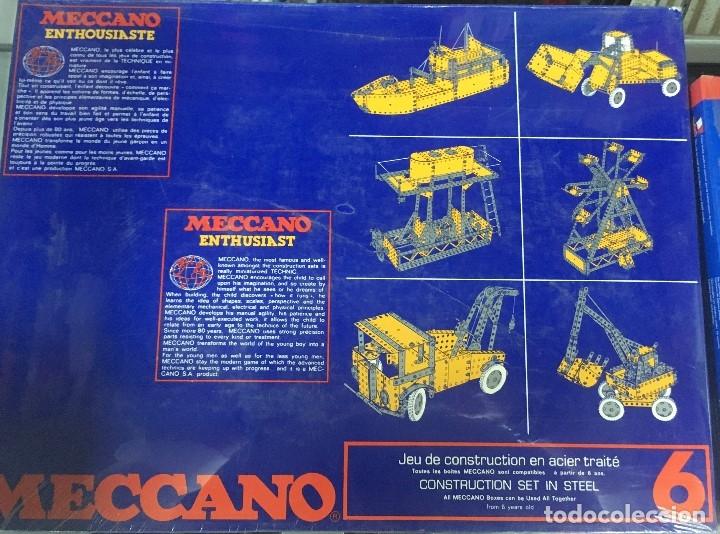 MECCANO CLÁSICO 6 (NUEVO A ESTRENAR ) (Juguetes - Construcción - Meccano)