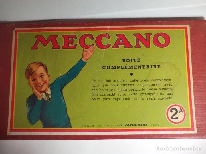 MECCANO N 2 FRANCES (Juguetes - Construcción - Meccano)