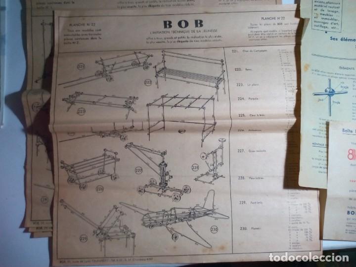 Juegos construcción - Meccano: Meccano n 2 frances - Foto 3 - 178296167