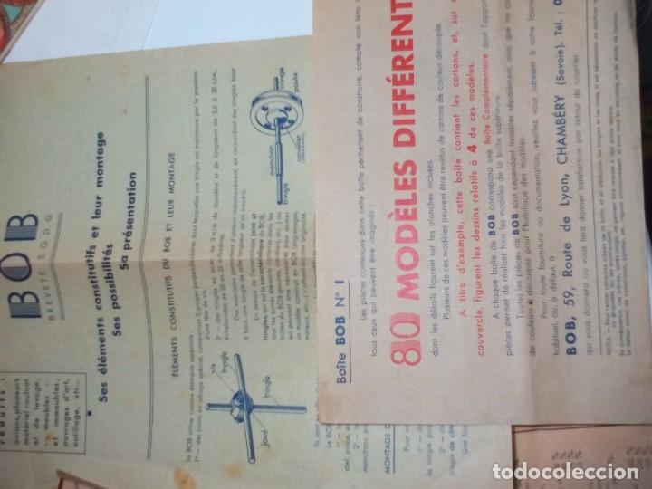 Juegos construcción - Meccano: Meccano n 2 frances - Foto 4 - 178296167
