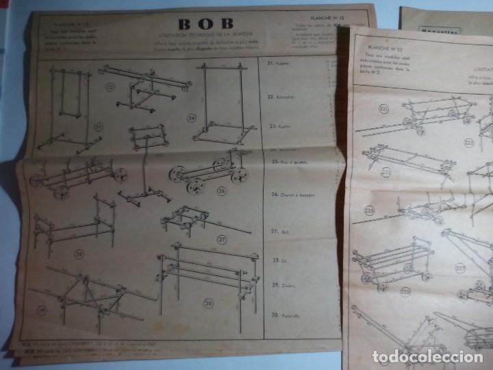 Juegos construcción - Meccano: Meccano n 2 frances - Foto 5 - 178296167