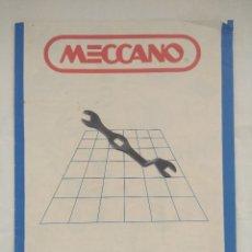 Juegos construcción - Meccano: MANUAL DE INSTRUCCIONES MECCANO 2.. Lote 179303337