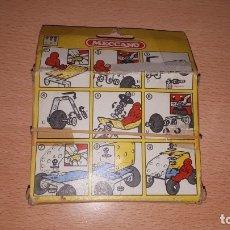 Juegos construcción - Meccano: MECCANO BUGGIES. Lote 180407430