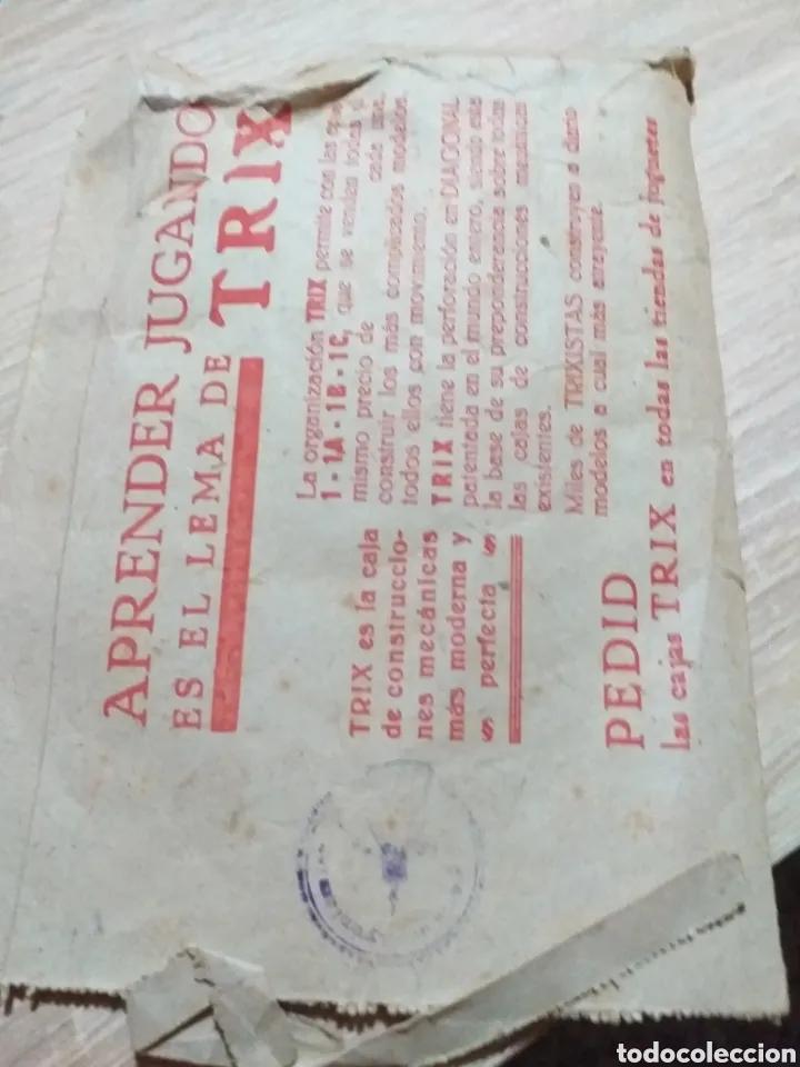 Juegos construcción - Meccano: ANTIGUO JUEGO MECCANO - Foto 13 - 182066626