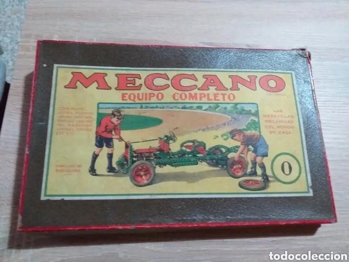 Juegos construcción - Meccano: ANTIGUO JUEGO MECCANO - Foto 15 - 182066626