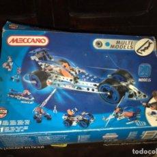 Juegos construcción - Meccano: MECCANO MULTI MODEL 6520 . Lote 183748867