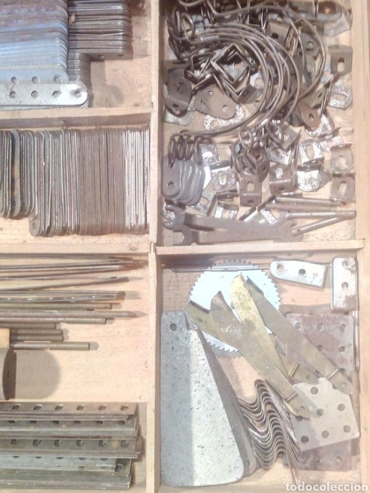 Juegos construcción - Meccano: Caja original de Walthers Stabil años 20 o 30 compatible con meccano - Foto 7 - 189469876