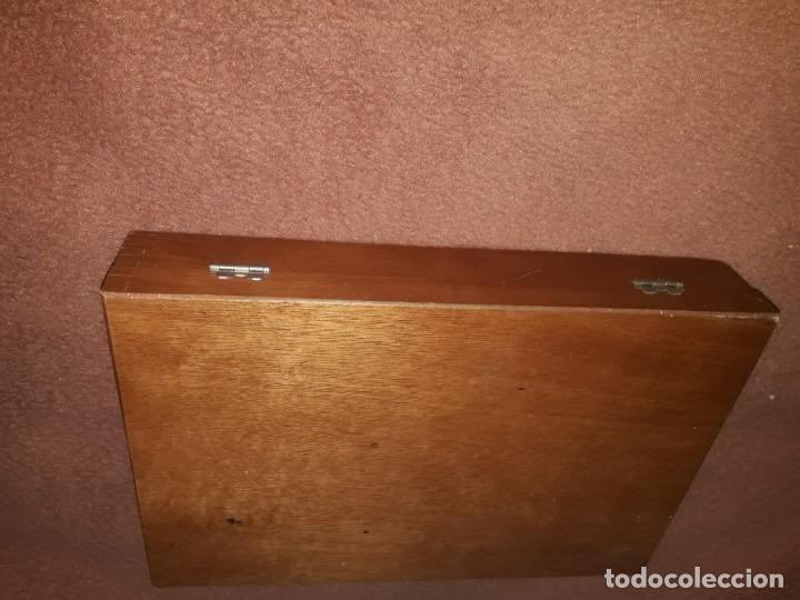 Juegos construcción - Meccano: Caja con piezas restauradas de meccano - Foto 6 - 190832796