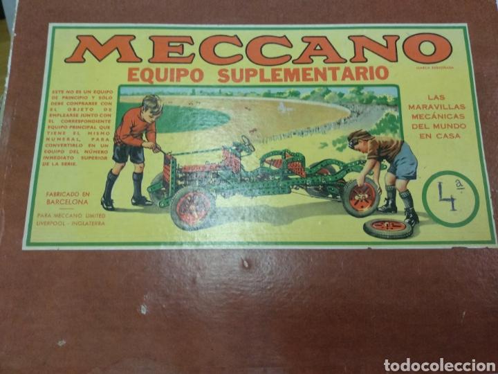 Juegos construcción - Meccano: Gran lote meccano muy completo con catálogos - Foto 2 - 193568630