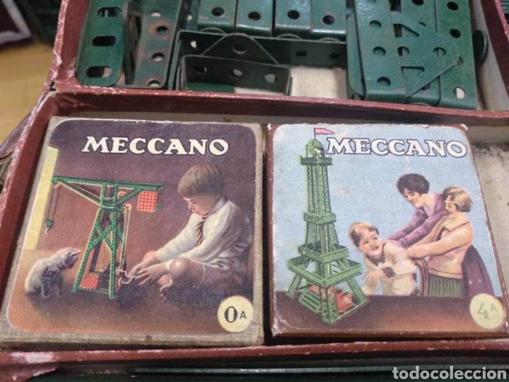 Juegos construcción - Meccano: Gran lote meccano muy completo con catálogos - Foto 7 - 193568630