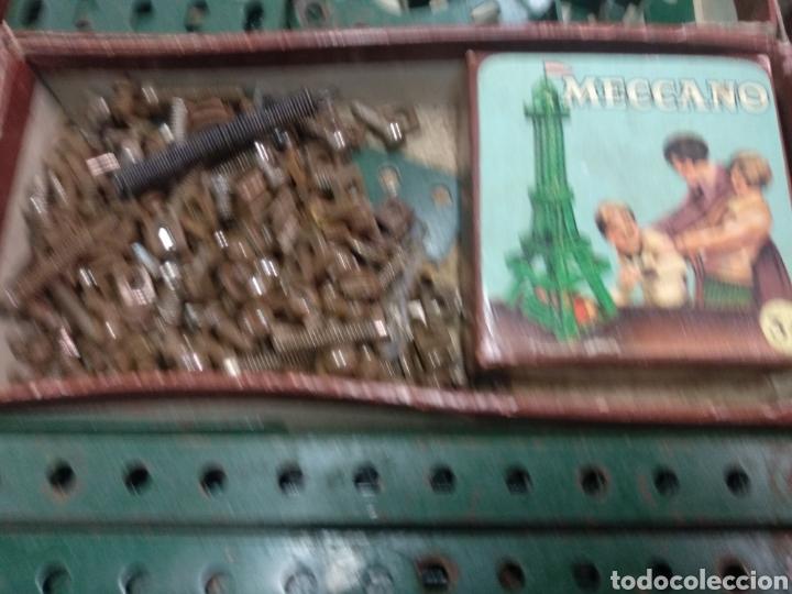 Juegos construcción - Meccano: Gran lote meccano muy completo con catálogos - Foto 11 - 193568630