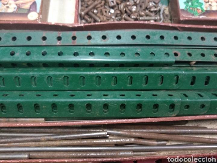 Juegos construcción - Meccano: Gran lote meccano muy completo con catálogos - Foto 14 - 193568630
