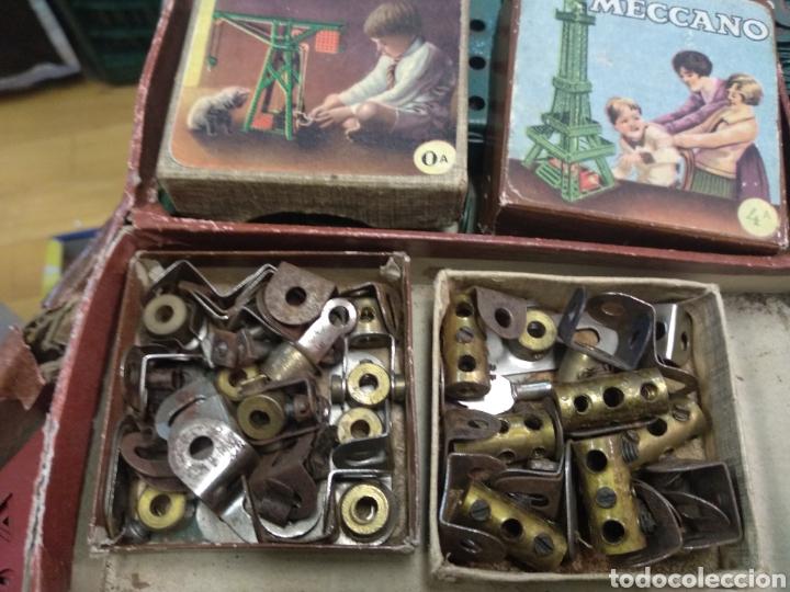 Juegos construcción - Meccano: Gran lote meccano muy completo con catálogos - Foto 15 - 193568630