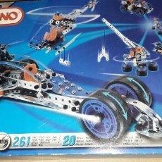 Juegos construcción - Meccano: JUEGO MECCANO. Lote 193808041