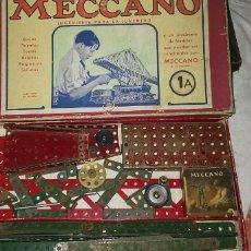Juegos construcción - Meccano: MECCANO CONSTRUCCIONES. Lote 194337901