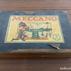 Juegos construcción - Meccano: CAJAS MECCANO. Lote 195018906